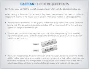 Caspian 10