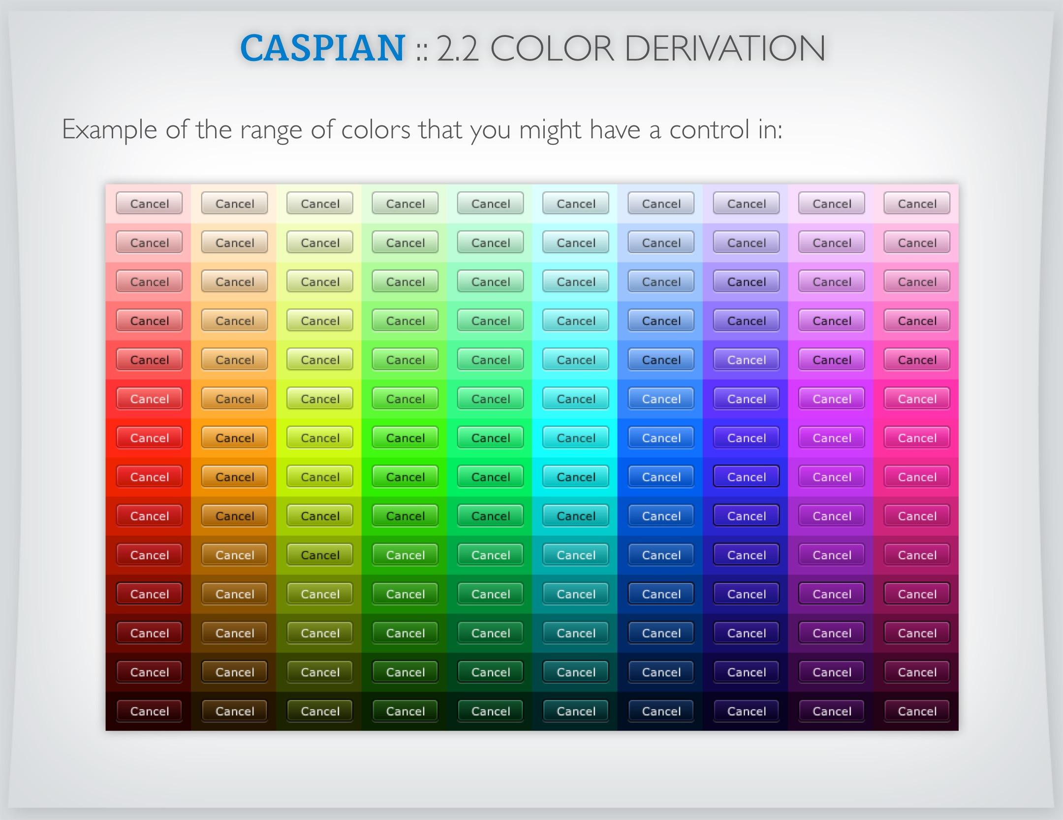 Caspian 17