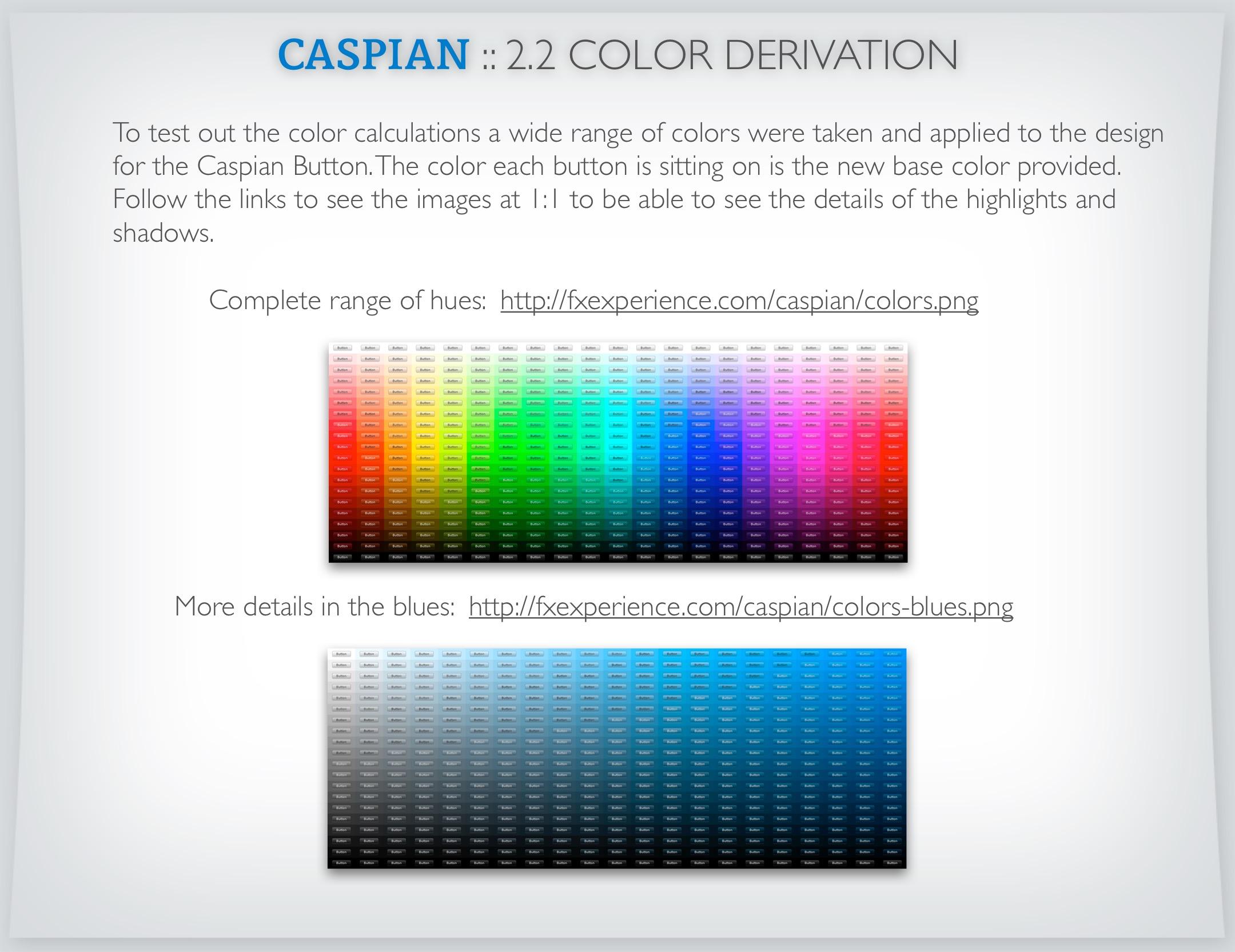 Caspian 22