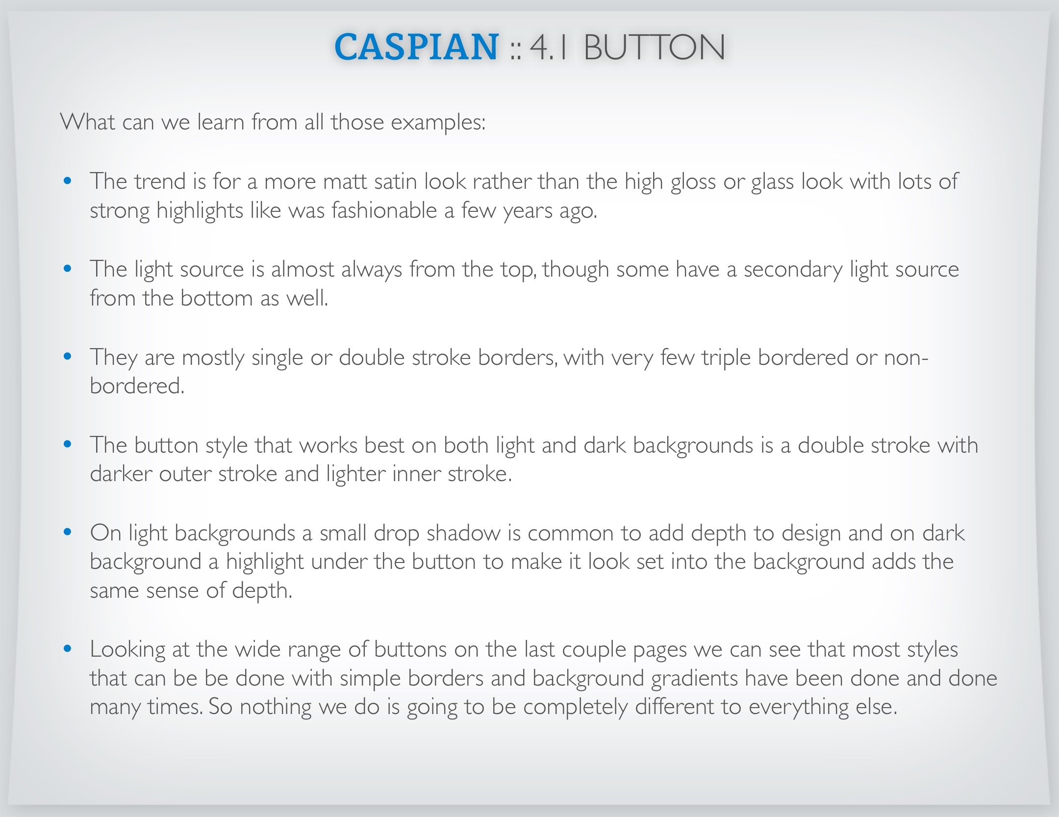 Caspian 33