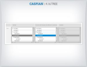 Caspian 57