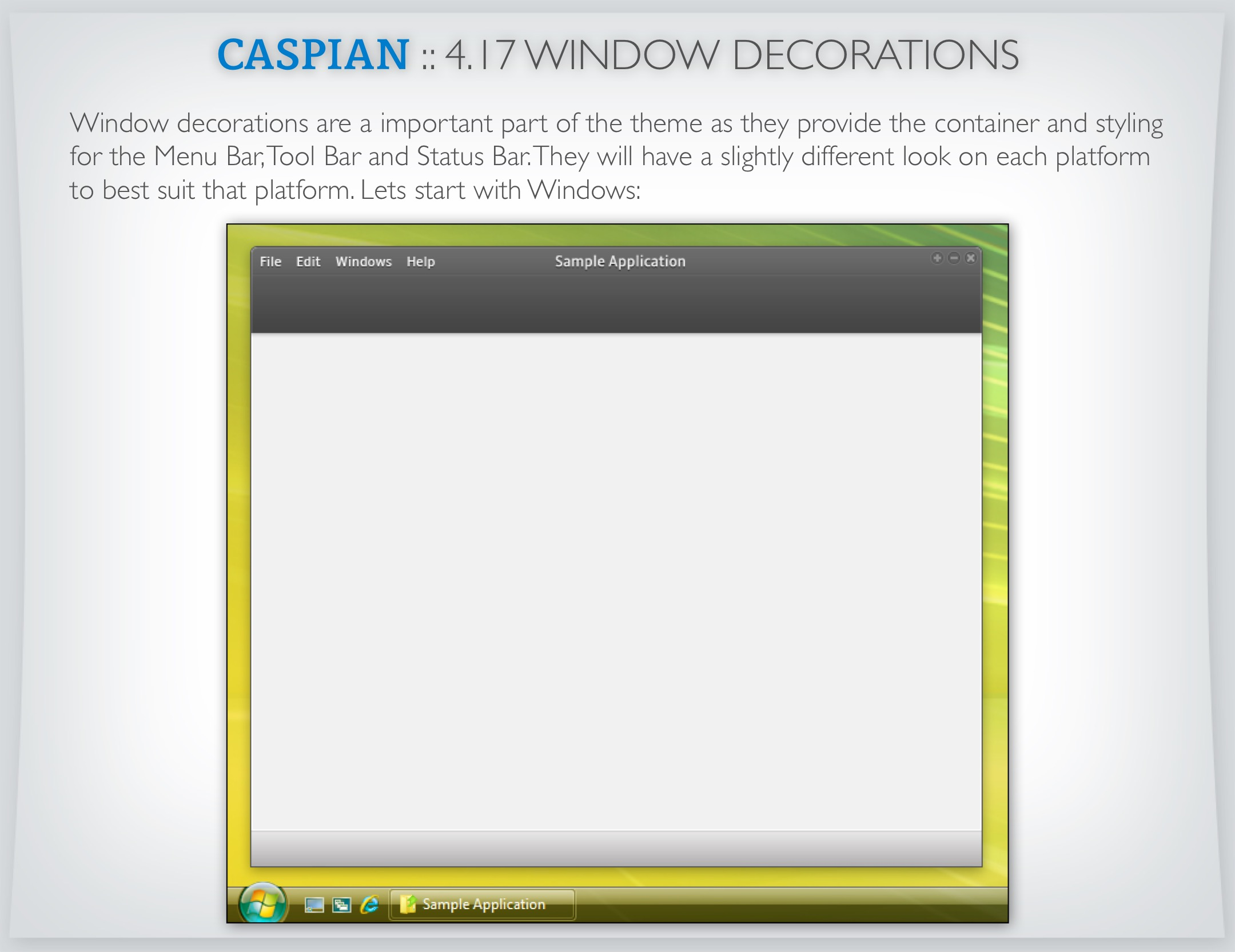 Caspian 58