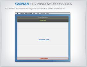 Caspian 61