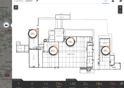 Factory Floor Plan
