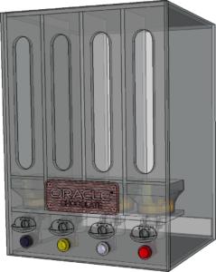 Vending Machine XRay